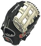 Players Brand Pro 12.5' Glove Mitt Fastpitch Softball H-Web Utility Phantom RHT