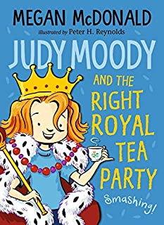 Judy Moody and the Right Royal Tea Party