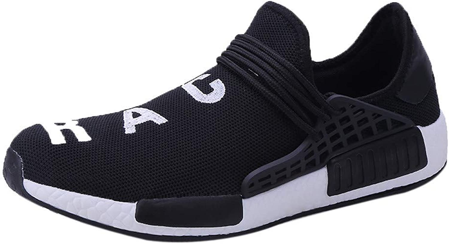 JaHGDU Womens Sneakers Fashion Casual Wear-Resistant Breathable Sports shoes Leisure Cosy Wild Tight Super Quality Black bluee for Womens