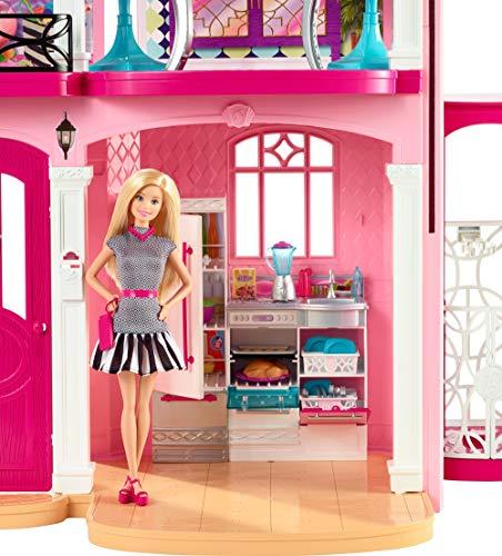 Maison de Rêve Barbie - 3