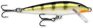 Rapala Original Floater 03 Fishing lure, 1.5-Inch, Yellow Perch