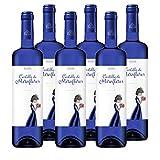 Weißwein Verdejo Castillo de Miraflores 75 cl - D.O. Rueda - Bodegas Grupo Estevez (6 Flaschen)