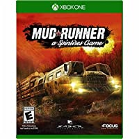 MudRunner A Spintires game マッドランナー スピンタイヤゲーム Xbox One 北米英語版 [並行輸入品]