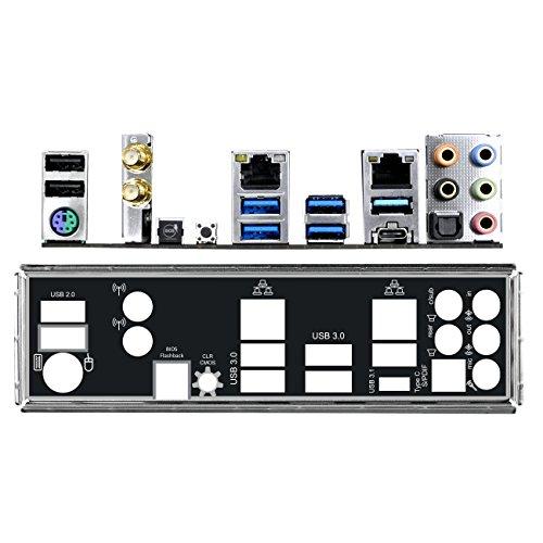 ASRock 90-MXB6J0-A0UAYZ Mainboard schwarz