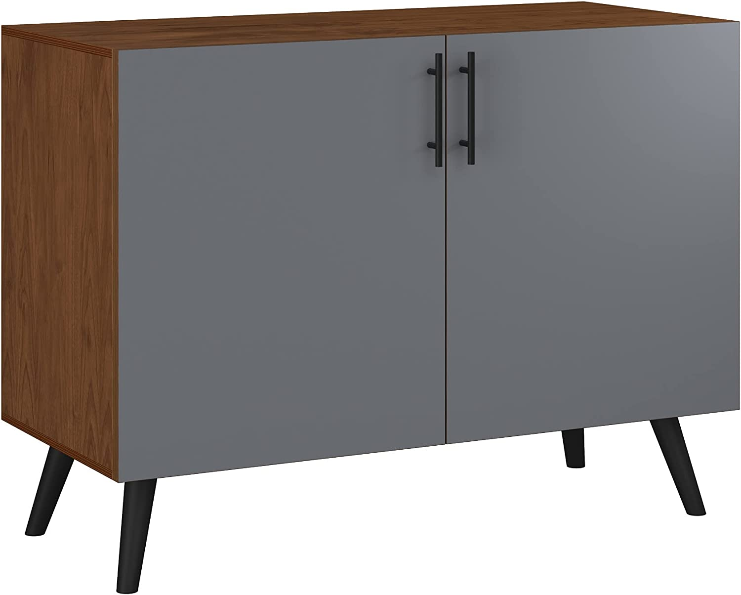Poppy Credenza - Max 67% OFF Walnut Sadie Design in Colors Base 5 Style Some reservation 11