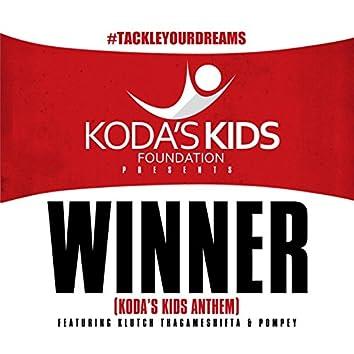 Winner (Koda's Kids Anthem) [feat. Pompey]