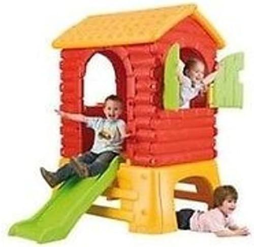 increíbles descuentos Famosa - Casa de juguete de plástico para exteriores exteriores exteriores (700004731)  barato en línea