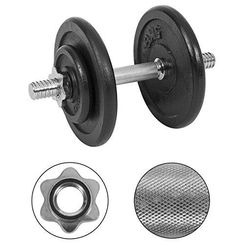 Sport-Tec Kurzhantel-Set, 15 kg