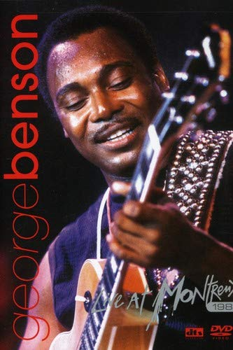 George Benson: Import Live Montreux Factory outlet at 1986