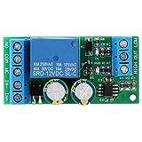 Módulo de interruptor de controlador de nivel, módulo de interruptor de control de líquido automático controlador de nivel de agua de 12 V para acuario de pecera