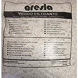 Aresla Vidrio FILTRANTE 20KG/ 2-3MM 1 UD