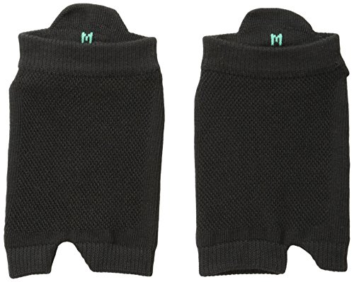 ASICS Damen Studio Rutschhemmende Single Tab ohne Zehen Socke, Damen, Performance Black, Small