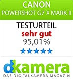 Recensione 3 Canon PowerShot G7 X MARK