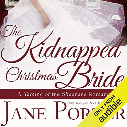 The Kidnapped Christmas Bride  By  cover art