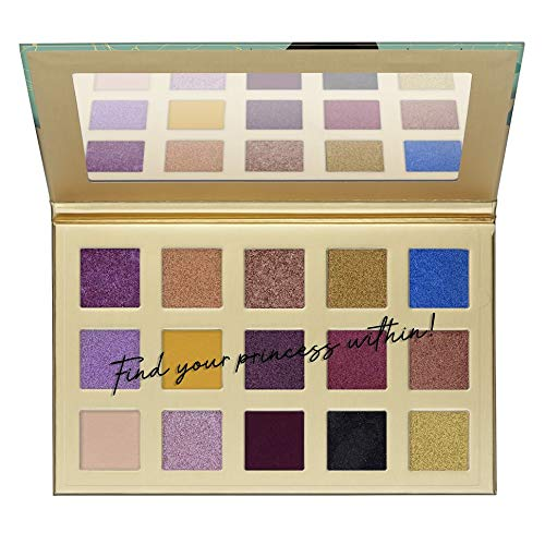 essence Disney Princess Jasmine eyeshadow palette 02 Fly the magic carpet - 1er Pack