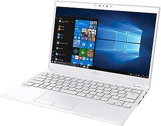 富士通 13.3型ノートパソコン FMV LIFEBOOK UH75/C3 アーバンホワイト(Core i5/メモリ 4GB/SSD 256GB/Office H&B 2016) FMVU75C3W