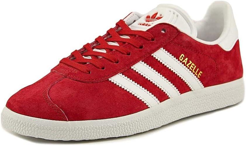 adidas Originals Gazelle Baskets pour Homme - Rouge - Powred White ...