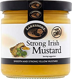 Lakeshore Strong Irish Mustard 7.7 oz. jar