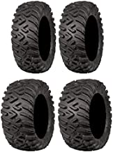 Full set of ITP Terracross R/T X-D 26x9-14 and 26x11-14 (6ply) ATV Tires (4)