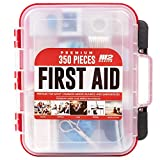 Best First Aid kits - M2 BASICS 350 Piece Emergency First Aid Kit Review