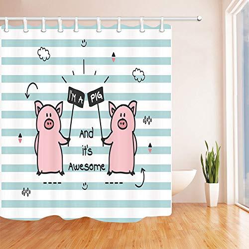 cortinas ducha infantiles