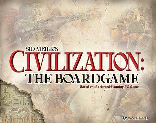 más vendido Civilization Board Game by Eagle Games Games Games  comprar mejor