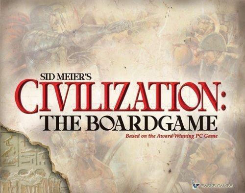 Civilization Board Game by Eagle Games