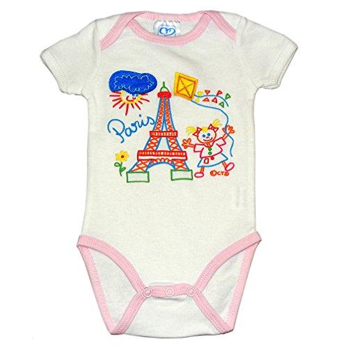 T-Shirts de France - Body - para bebé niña