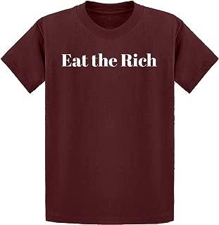 Indica Plateau Eat The Rich Kids T-Shirt