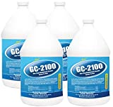 GC-2100 Disinfectant Spray - List N - 1 Minute Contact Time - Ready to Use - GC-2100 - 1 Gallon Jug (4 Pack) Works in Foggers & Sprayers