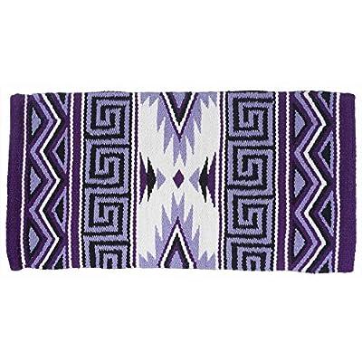 Tough-1 Mayan Navajo Wool Saddle Blanket