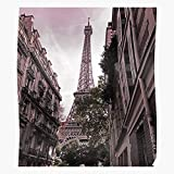 Eifel Tree Street Paris Eiffel Tower View Das