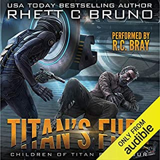Titan's Fury cover art
