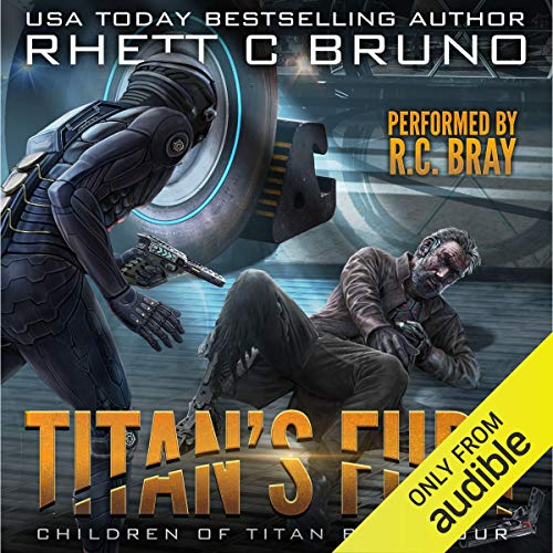 Titan's Fury cover art