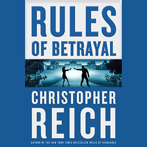 Rules of Betrayal audiobook cover art