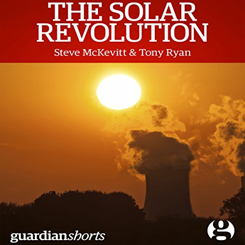 The Solar Revolution audiobook cover art