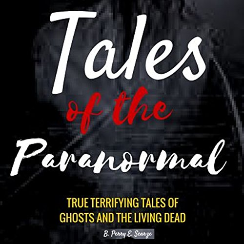 Tales of the Paranormal audiobook cover art