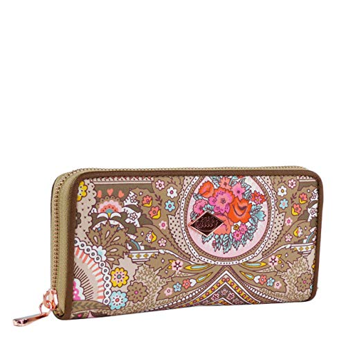 Oilily Simply Ovation Zip wallet M Cornfield