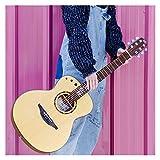 YYFANG 36 Pulgadas De Guitarra Clásica para Niños De Tamaño Completo Agujero De Sonido Creativo Principiante Guitarra Acustica Conjunto Regalos De Cumpleaños del Festival