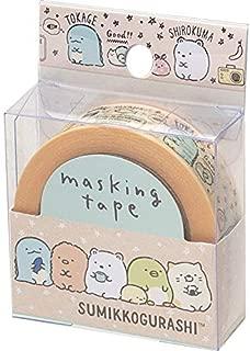 San-X Sumikko Gurashi Masking Tape SE37408