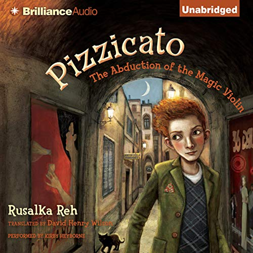 Pizzicato Audiobook By Rusalka Reh cover art