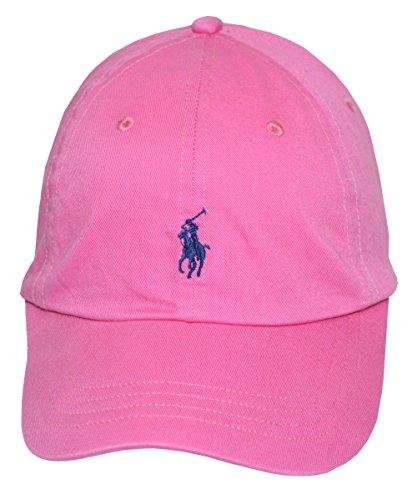 Polo Ralph Lauren Herren Baseball Cap Maui Pink