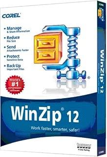 WinZip 12 Standard (Single User) (Old Version)