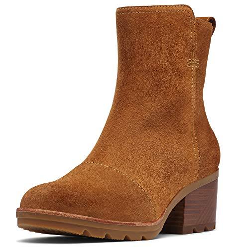 Sorel Cate Bootie - Women's Camel Brown, 9.5