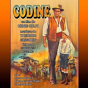 Codine (Original Movie Soundtrack)