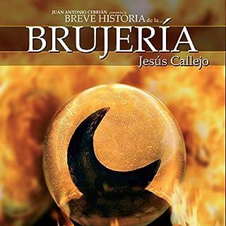 Breve historia de la brujería audiobook cover art
