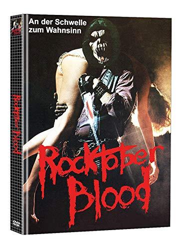 Rocktober Blood - Mediabook - Limited Edition auf 111 Stück (+ Bonus-DVD mit weiterem Horrorfilm)