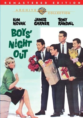 Boy's Night Out [Remaster] by Kim Novak