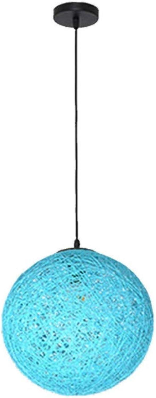 Küchenleuchte Retro Vintage Creative Decoration-Blau 40cm