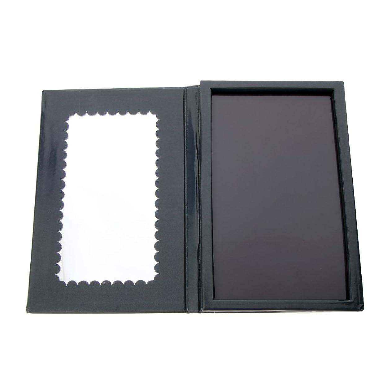 愛品現実的Perfeclan メイクアップ 空パレット 磁気パレット 化粧品ケース アイシャドウ パウダー 整理 保管 旅行 便利